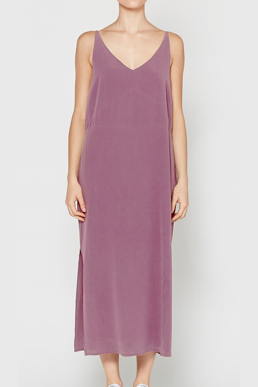 Elka Collective Suki Dress Purple  1