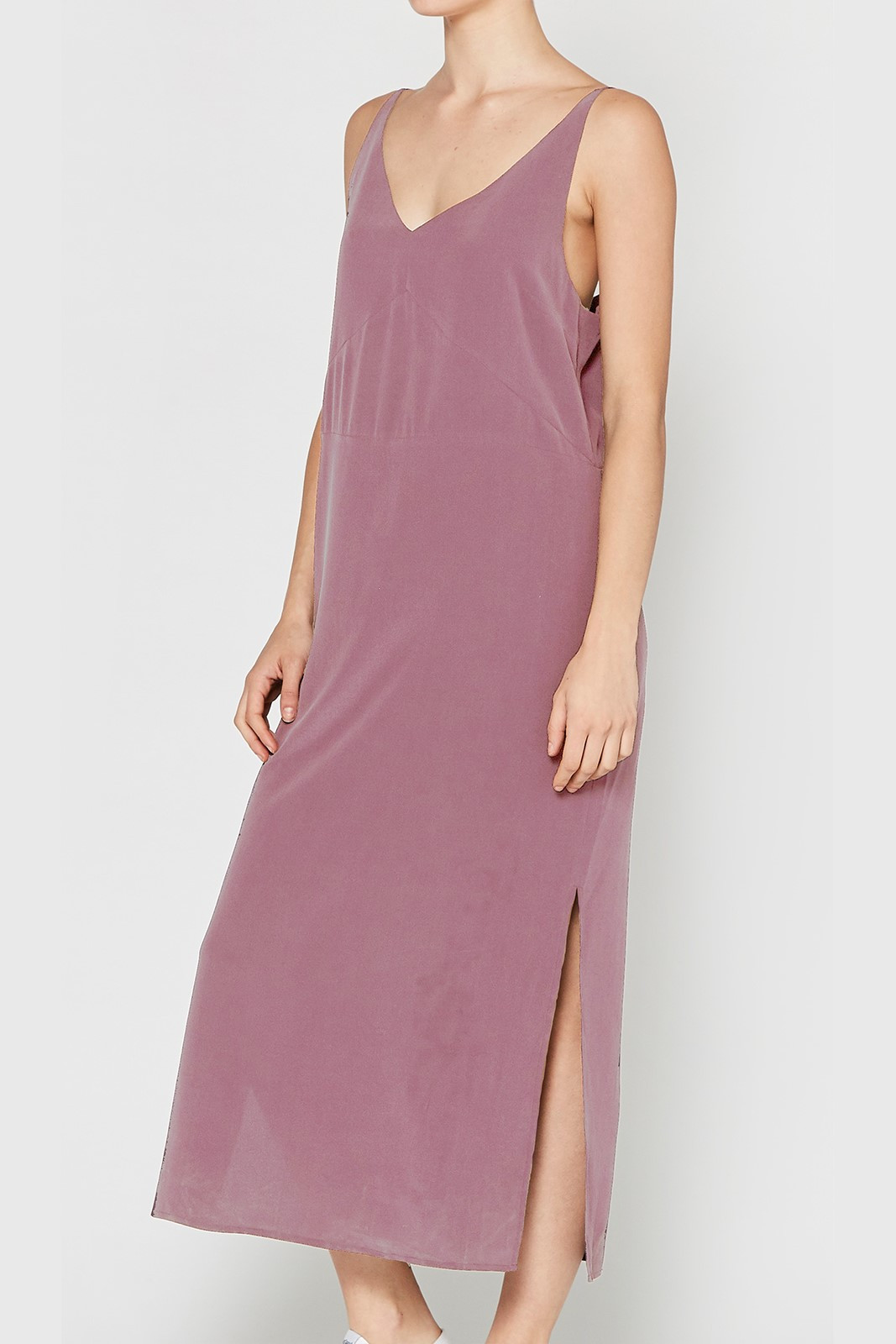 Elka Collective  Suki Dress Purple