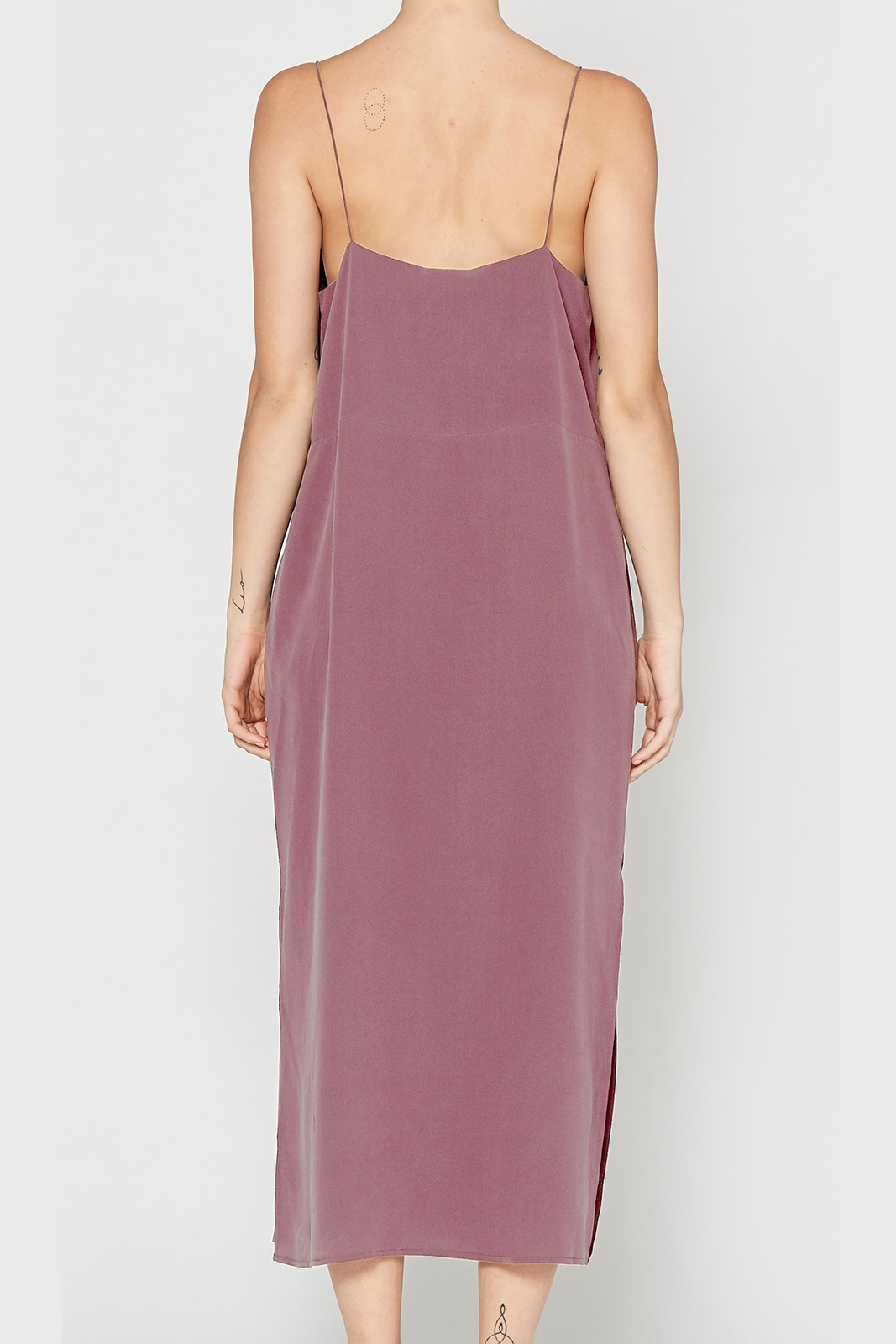 Elka Collective Suki Dress Purple  3