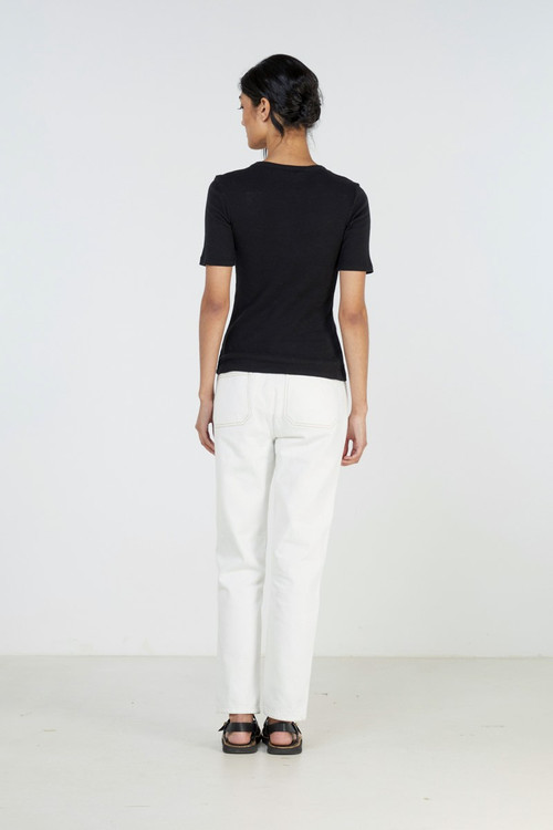 Elka Collective Womens Black  Kindred Tee
