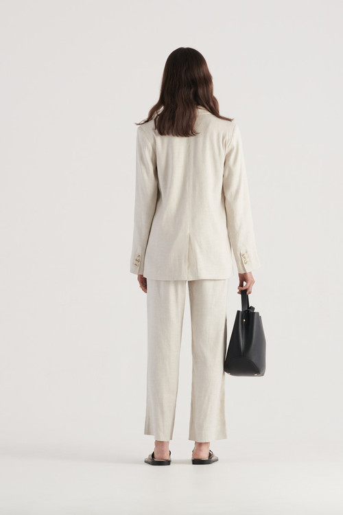 Elka Collective WOMENS Neutrals  Cate Jacket