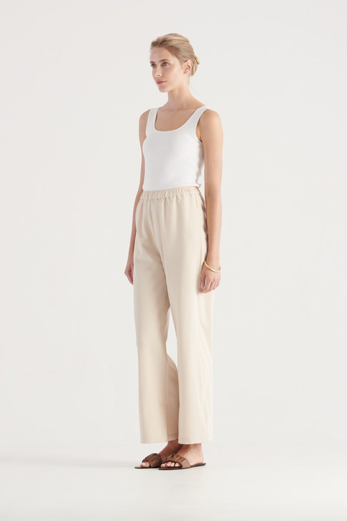 Elka Collective WOMENS Neutrals  Olympia Pant