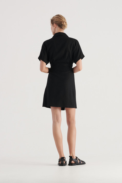 Elka Collective Womens Black  Times Dress