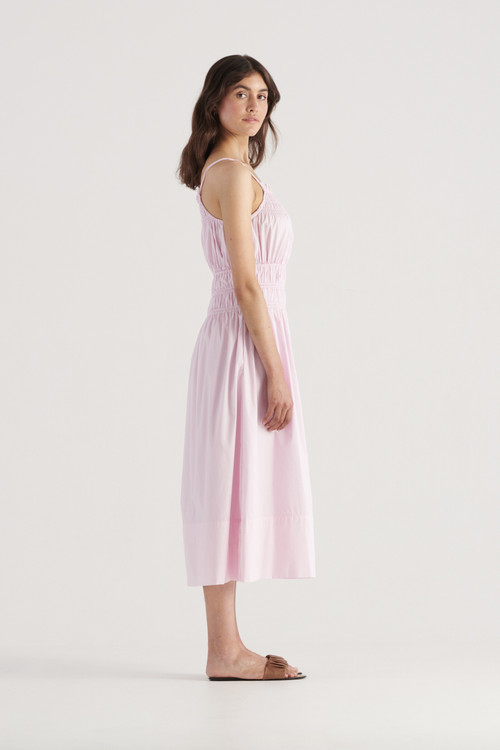 Elka Collective Womens Thrive Dress Lilac