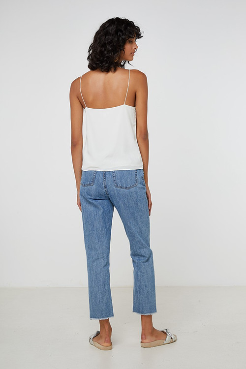Elka Collective WOMENS White  Lucca Cami