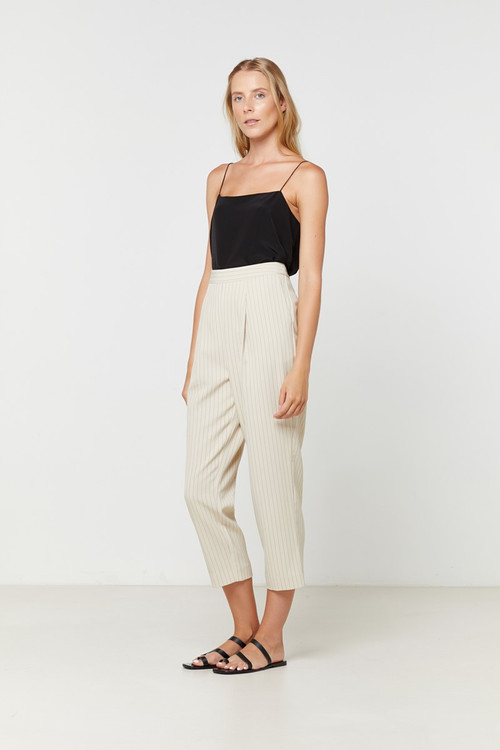 Elka Collective  Everly Pant Neutrals