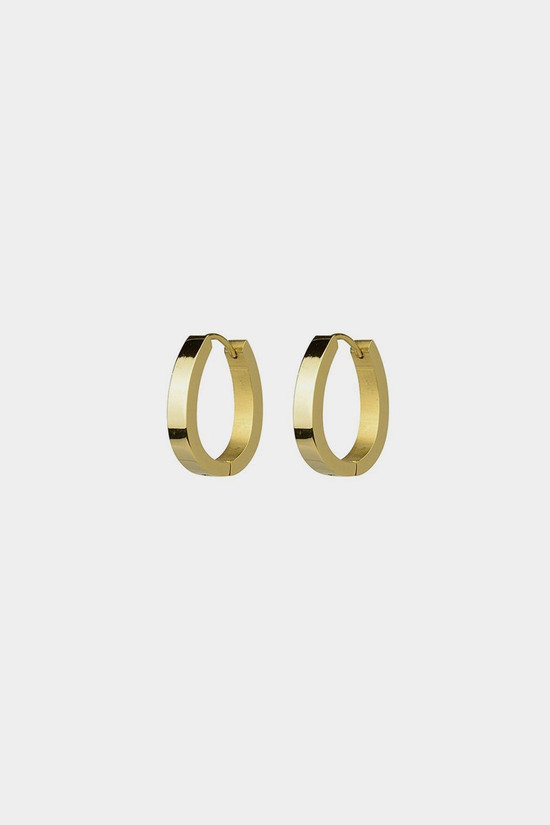 Elka Collective Brie Leon Clasica Earrings Gold