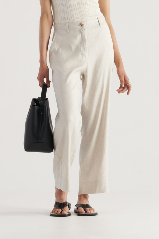 Elka Collective Cate Pant Natural