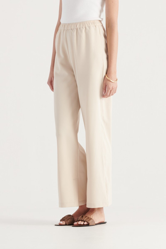 Elka Collective Olympia Pant Cream
