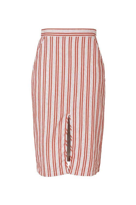 Elka Collective Cate Skirt  Multi Stripe