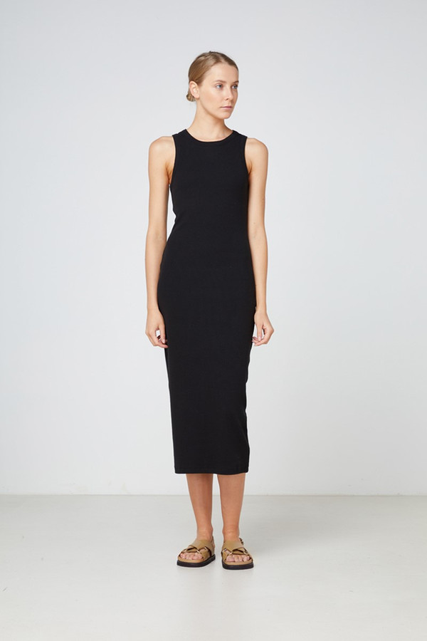 Elka Collective Nola Dress Black