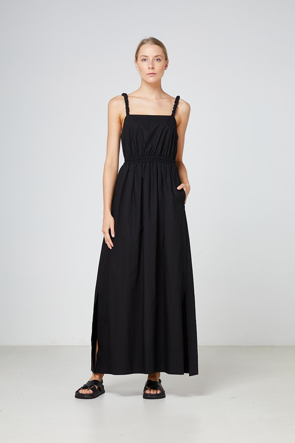 Elka Collective Sorano Dress Black