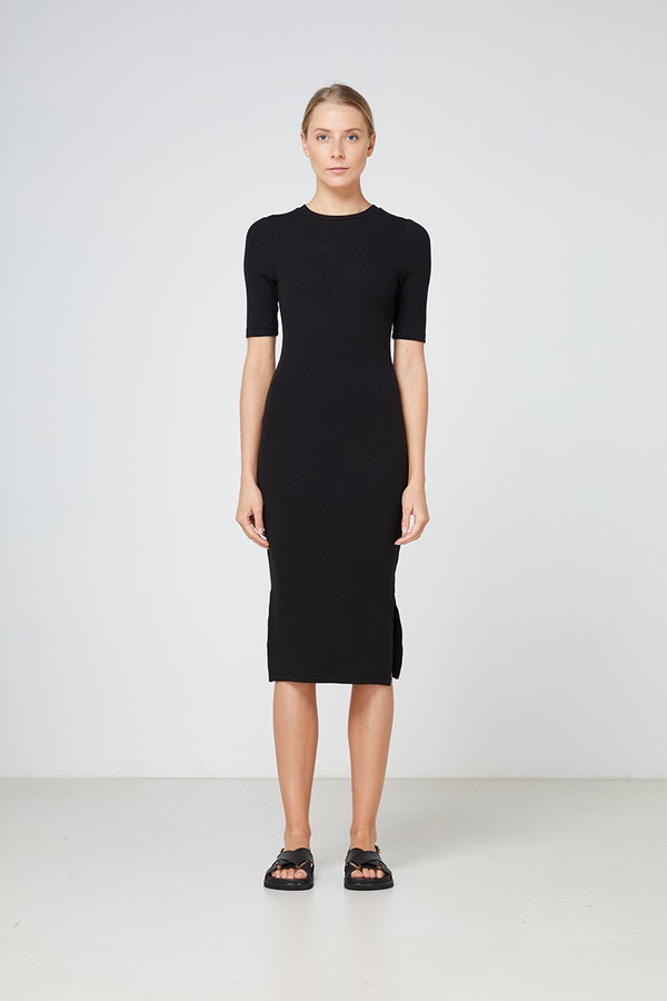Elka Collective Ortona Dress Black