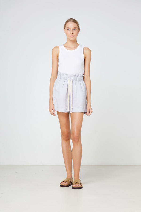 Elka Collective Norcia Short Grey Dawn