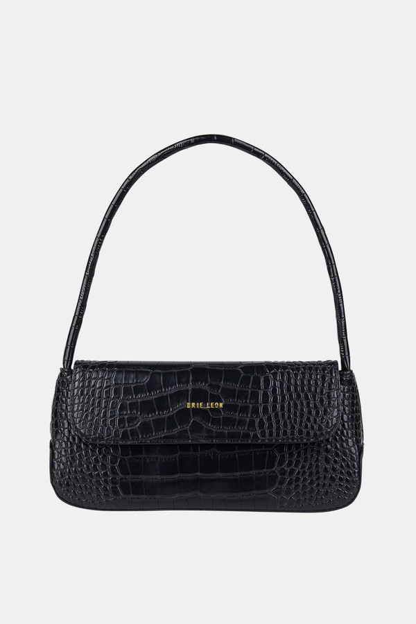 Elka Collective Brie Leon The Camille Bag Matte Black