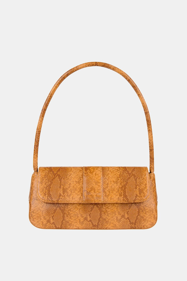 Elka Collective Brie Leon The Camille Bag Desert Orange