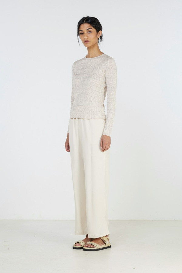 Elka Collective Saint Knit Oatmarle