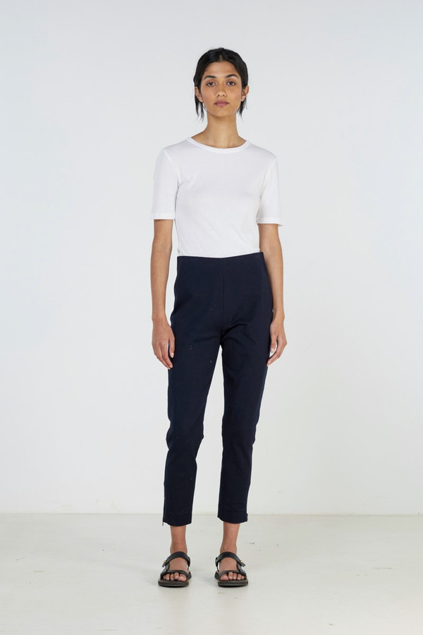 Elka Collective Harmony Pant Dark Navy