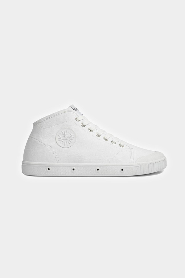 Elka Collective B2 Womens Canvas White