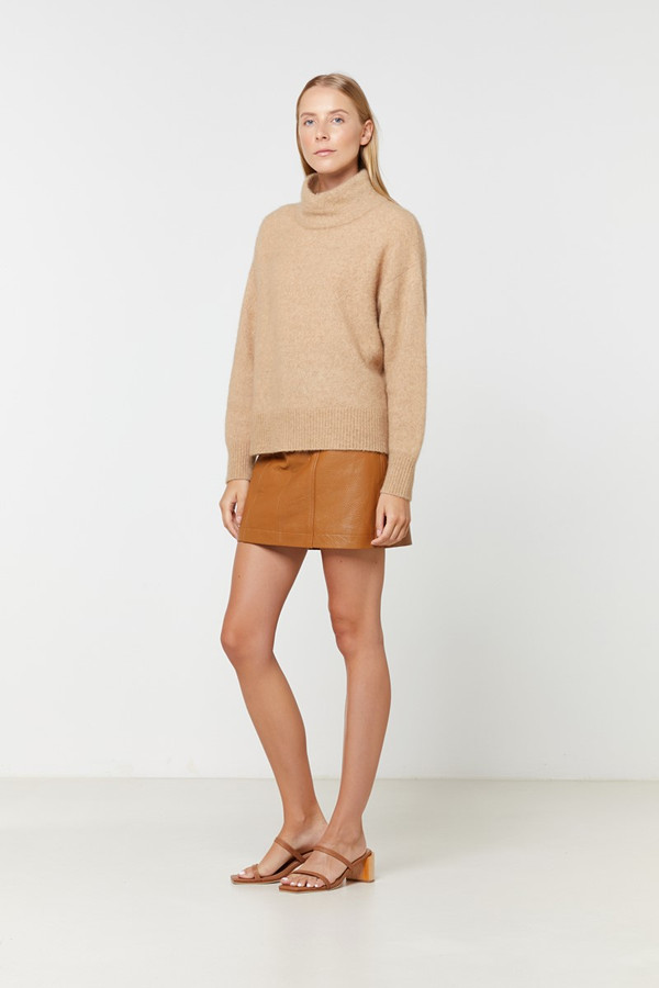 Elka Collective Hadley Knit Almond