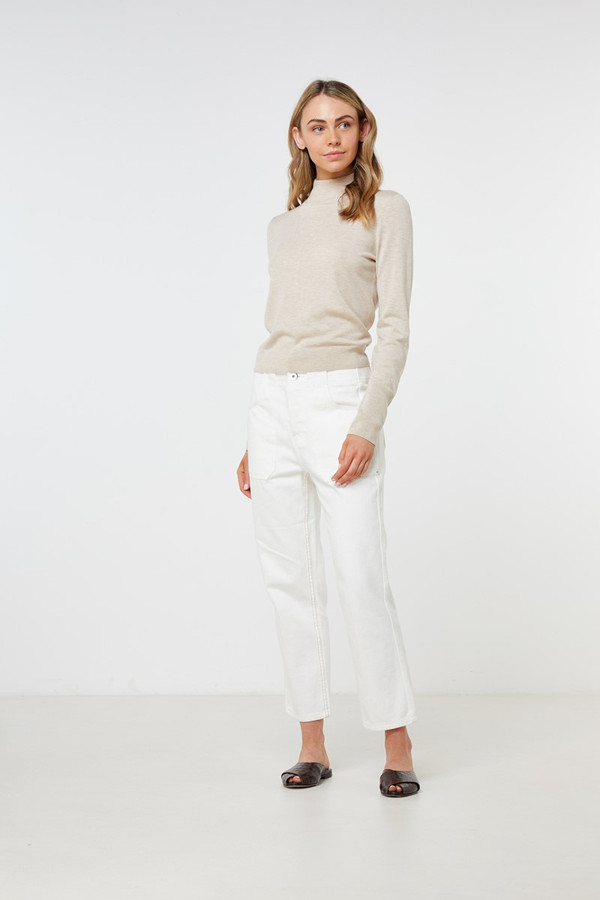 Elka Collective Livinia Knit Almond