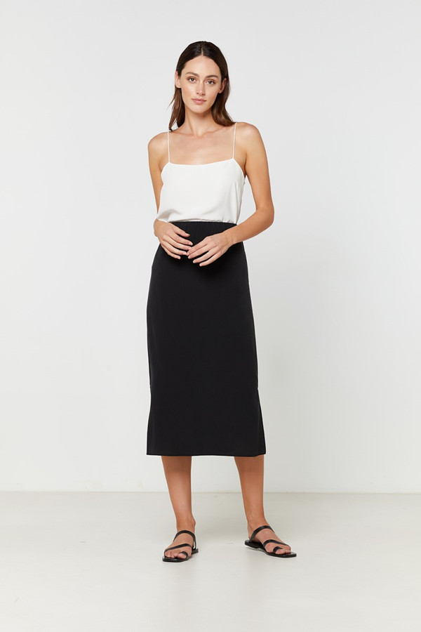 Elka Collective Suki Skirt Black