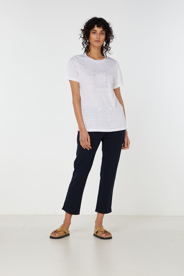 Elka Collective Mon Cheri Tee White
