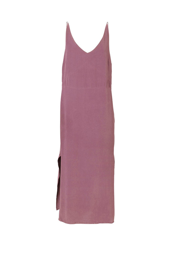 Elka Collective Suki Dress Mauve
