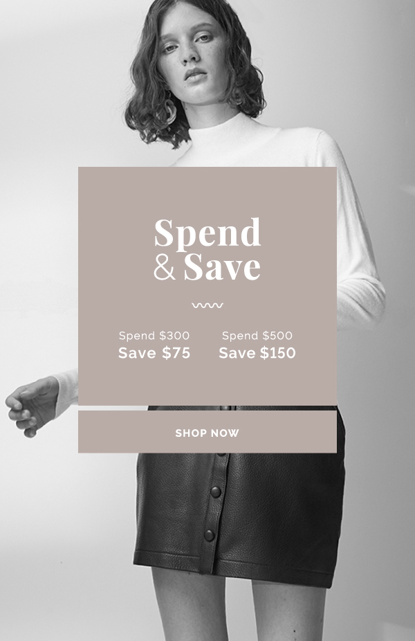 Elka Collective Spend and Save