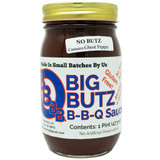 Big Butz BBQ Sauce - No Butz