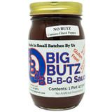 Big Butz BBQ Sauce - No Butz