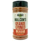 Malcom's Grande Gringo: Mexican Seasoning