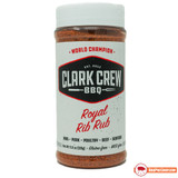 Clark Crew BBQ Royal Rib Rub