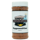 Peppered Cow | Simply Marvelous BBQ