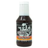 Spooky Sweet Sauce | Smokin Ghost BBQ