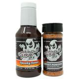 Rub & Sauce Combo | Smokin Ghost BBQ