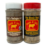 Pancho & Lefty AP and Steak Rub Combo