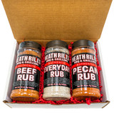 Heath Riles BBQ Brisket Gift Pack