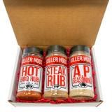 Killer Hogs BBQ Steak Lovers Gift Pack