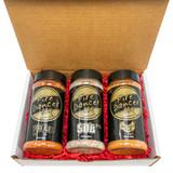 Ultimate Starter Gift Kit: Fire Dancer BBQ