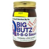 Big Butz BBQ Sauce - Hot