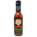 The Bonfire Hot Sauce | Risky Brisket
