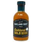 Oakland Dust Oakland Gold Mustard BBQ Sauce