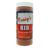 Craig's Rib Seasoning