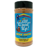 ALL Q'UED UP! Rockin Rooster Chicken Rub