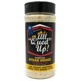 All Q'ued Up Championship Steak Shake