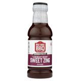 Historic Sweet Zing BBQ Sauce