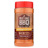 Historic Red Pork and Poultry BBQ Rub