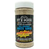 Ribeye Ranch Kickin' Pit Grit | Pit O' Heaven