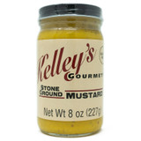 Kelley's Gourmet Ground Mustard